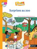 Timini, 3, Surprises au zoo