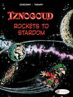 Iznogoud (english version) - Tome 8 - Rockets to Stardom