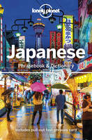 Japanese Phrasebook  Dictionary - 9ed - Anglais