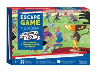 ESCAPE GAME JUNIOR - MISSION F