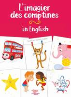 L'imagier des comptines - in English, [image didactique]