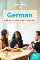 German Phrasebook  Dictionary - 7ed - Anglais