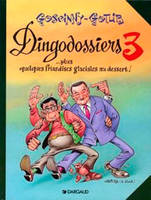 Tome 3, GOTLIB - LES DINGODOSSIERS - TOME 3 - LES DINGODOSSIERS - TOME 3