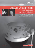 LES ENQUETES DE MISS MARPLE 1