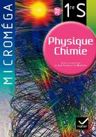 Microméga Physique-Chimie 1re S éd. 2011 - Pack de 3 CD-Rom classe