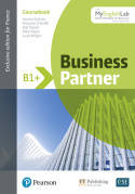 Business Partner - Niveau B1+, French Edition & MyEnglishLab