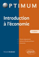 INTRODUCTION A L'ECONOMIE - 3E EDITION