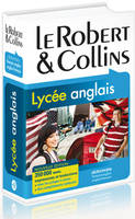 le robert & collins lycee anglais, Dictionnaire