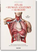 BOURGERY. ATLAS OF HUMAN ANATOMY AND SURGERY - FP