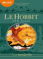 Le Hobbit, Livre audio 2 CD MP3 - 621 Mo + 503 Mo