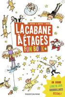 Fun Book, Tome 02, La cabane à étages le Fun Book 2