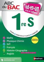 ABC du BAC Tout-en-un 1re S