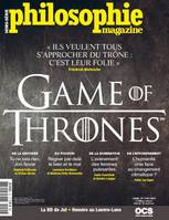 Philosophie Magazine - Hors Série n°41, avril 2019, Game Of Thrones