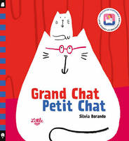 GRAND CHAT PETIT CHAT - TOME  - GRAND CHAT PETIT CHAT