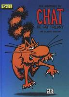 Les aventures du chat de Fat Freddy., Tome 1, Les aventures du chat de Fat Freddy