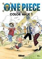 1, ONE PIECE COLOR WALK - TOME 01, Volume 1