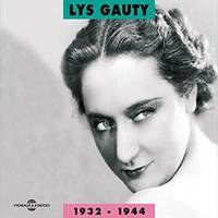 Lys Gauty Anthologie 1932 1944 Anthologie Musicale Coffret Double Cd Audio