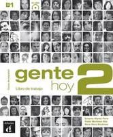 GENTE HOY 2 CAHIER D'EXERCICES + CD