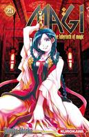 Magi - The Labyrinth of Magic - tome 25