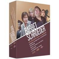 DVD Collector - Coffret Barbet Schroeder - 5 DVD