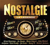 LA LEGENDE 5CD