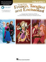 Songs From Frozen, Tangled & Enchanted - Trumpet, Instrumental Play-Along