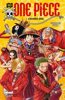 One Piece, Tome 83, Charlotte Linlin