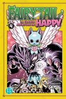 4, Fairy tail, La grande aventure de happy