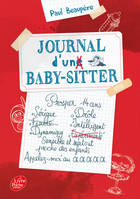 Journal d'un baby sitter - Tome 1