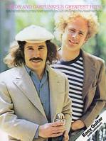 Simon & Garfunkel's Greatest Hits, for Easy Guitar TAB