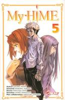 My-Hime, MY-HIME T05, 5