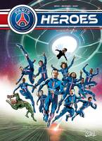1, Paris Saint-Germain Heroes T01 Menace Capitale, Menace capitale
