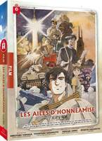 ailes d'honneamise le film combo bluray+dvd