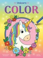 UNICORN COLOR BLOC DE COLORIAGE