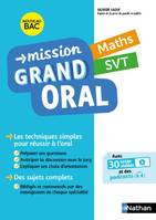 Mission Grand Oral - Maths SVT