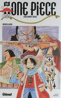 19, ONE PIECE - TOME 19 : REBELLION