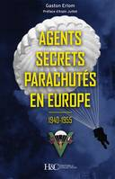 Agents secrets parachutés en Europe, 1940-1955