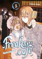 Freaks' Cafe - Tome 5