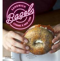 Sandwich Bagels comme à New-York