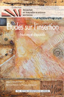 Etudes sur l'insertion, Notions et dispositifs