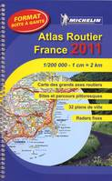 Atlas routier France 2011 - Spirales