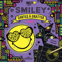 Smiley - Cartes à gratter - Ethnique