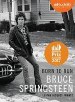 Born to run, Livre audio 2 CD MP3