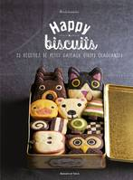Happy biscuits