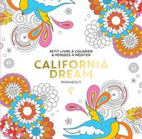 Le petit livre de coloriages : California Dream