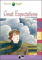 GREAT EXPECTATIONS+CDA2 STEP 1, Livre+CD