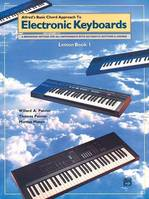 Basic Chord Approach to Electronic Keyboards Bk 1