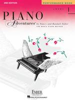 Piano Adventures: Performance Book - Level 1, 2nd Edition