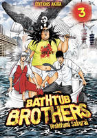 Bathtub Brothers - tome 3