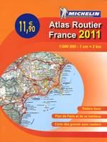ATLAS ROUTIER FRANCE 2011 L'ESSENTIEL